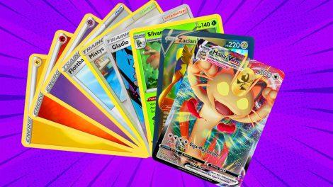 Pokemonkarten-Typen