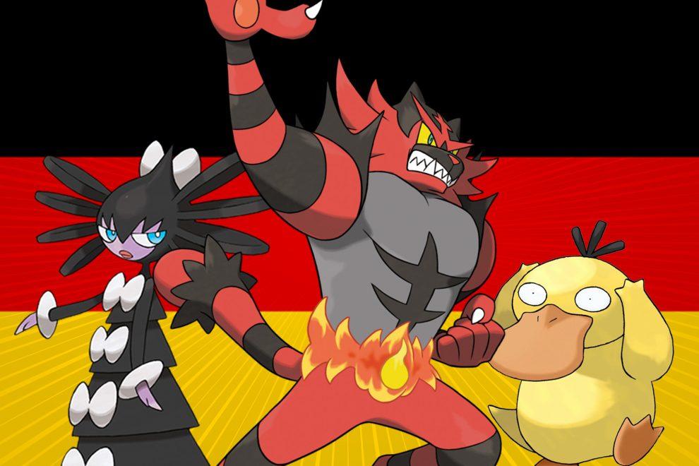 Deutsche Pokemon Karten